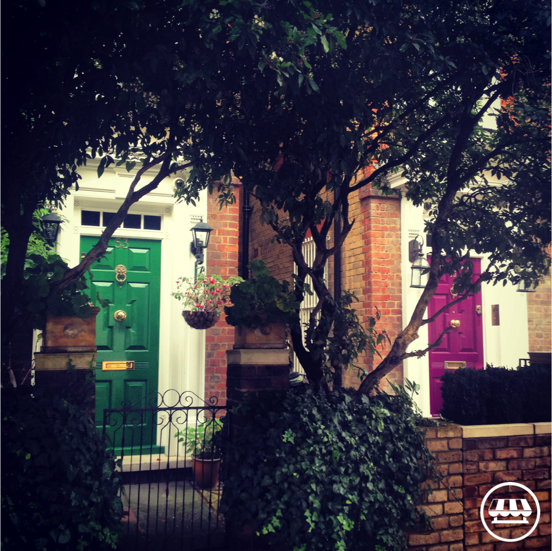 London Doors in Kensington