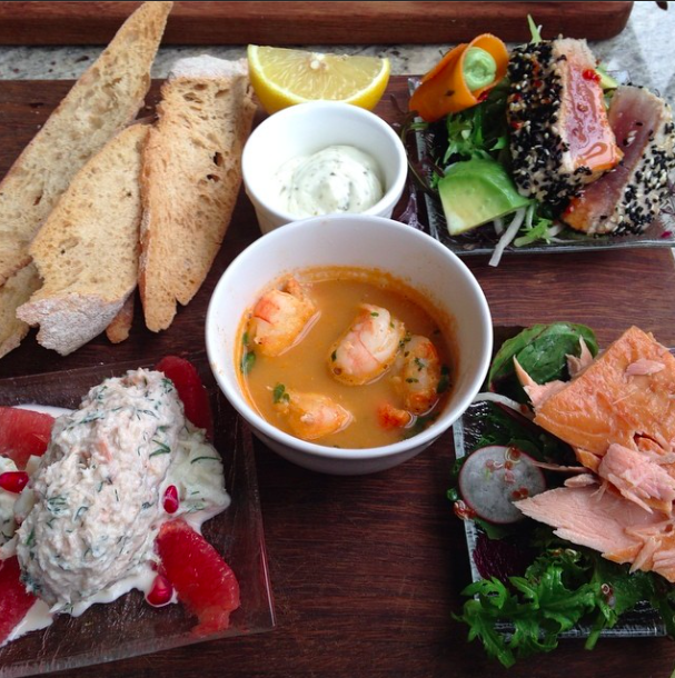 Seafood Platter by Avoca Kilmacanogue