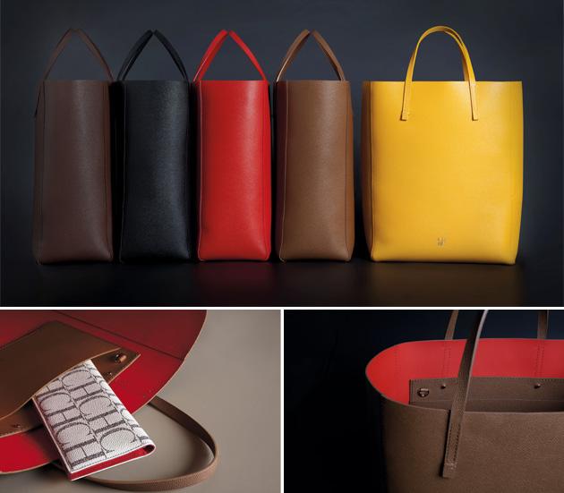 Carolina Herrera Editors Handbag Courtesy of www.lamasatonline.net