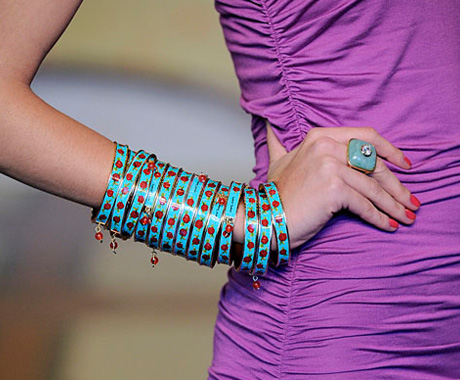 Flamenco and gipsy artist Isabelle Tuchband collection