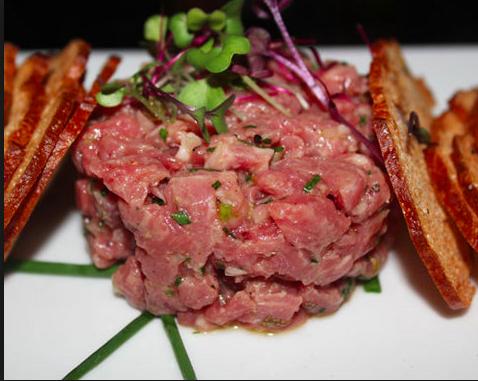 Red's Steak Tartare