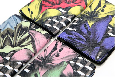 Pierre Hardy  and  Colette  Wallet. This I want and will get soon!