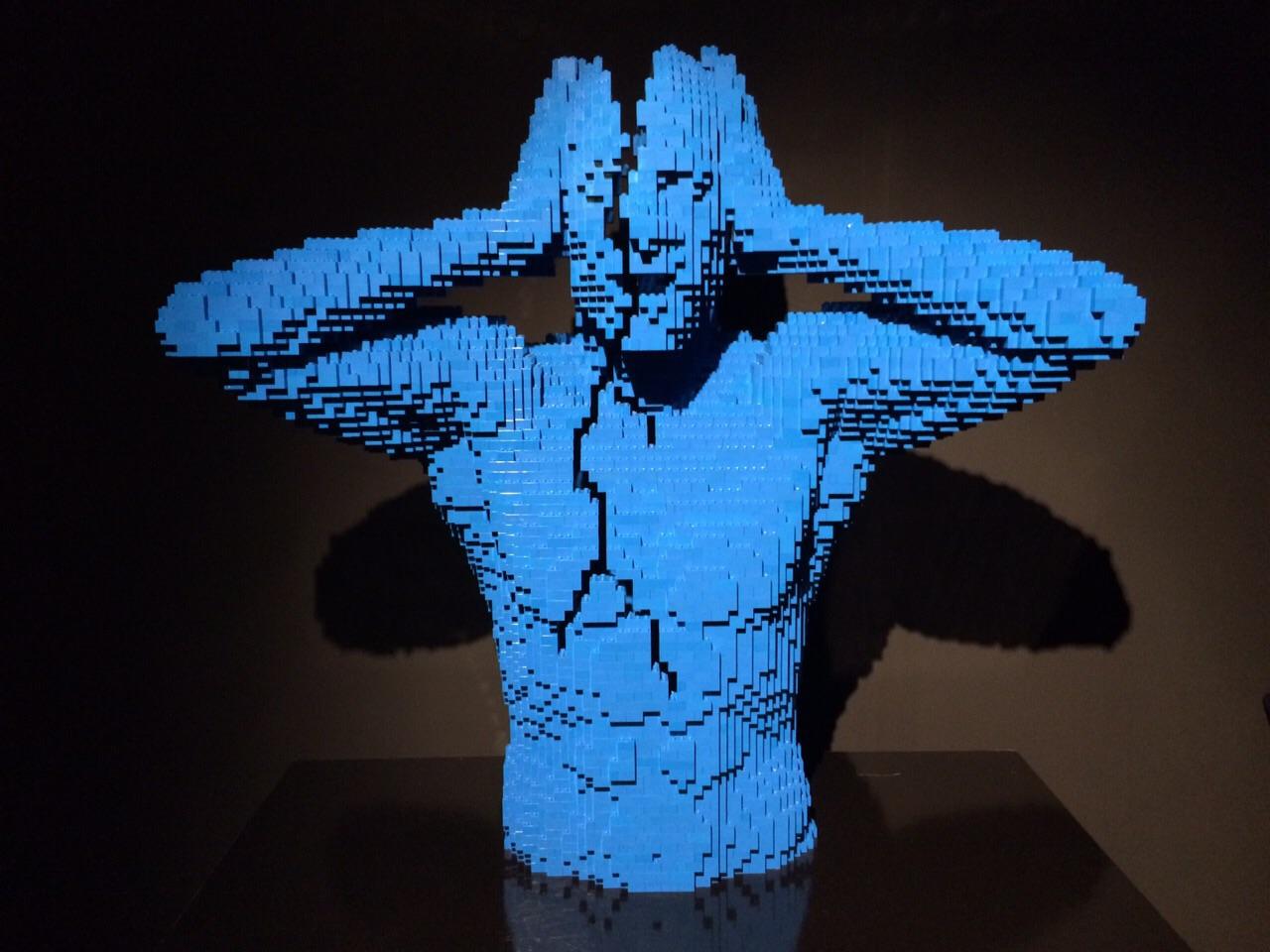 The Art of the Brick _ Broken