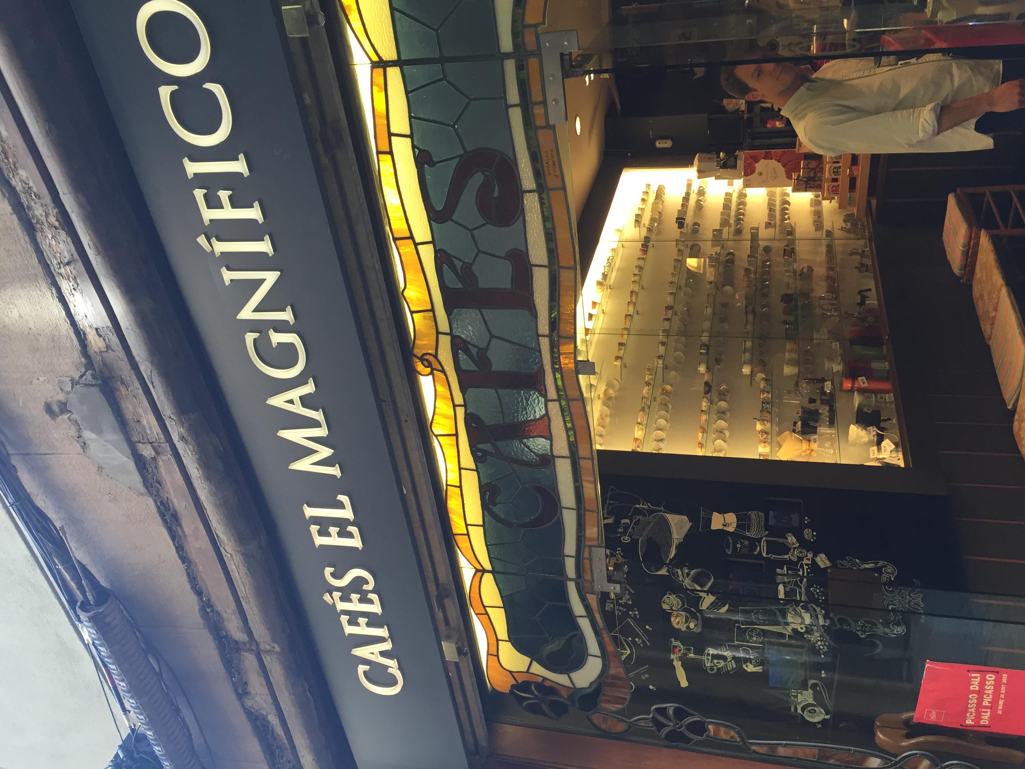 Barcelona_Carpe Digi_Cafes El Magnifico