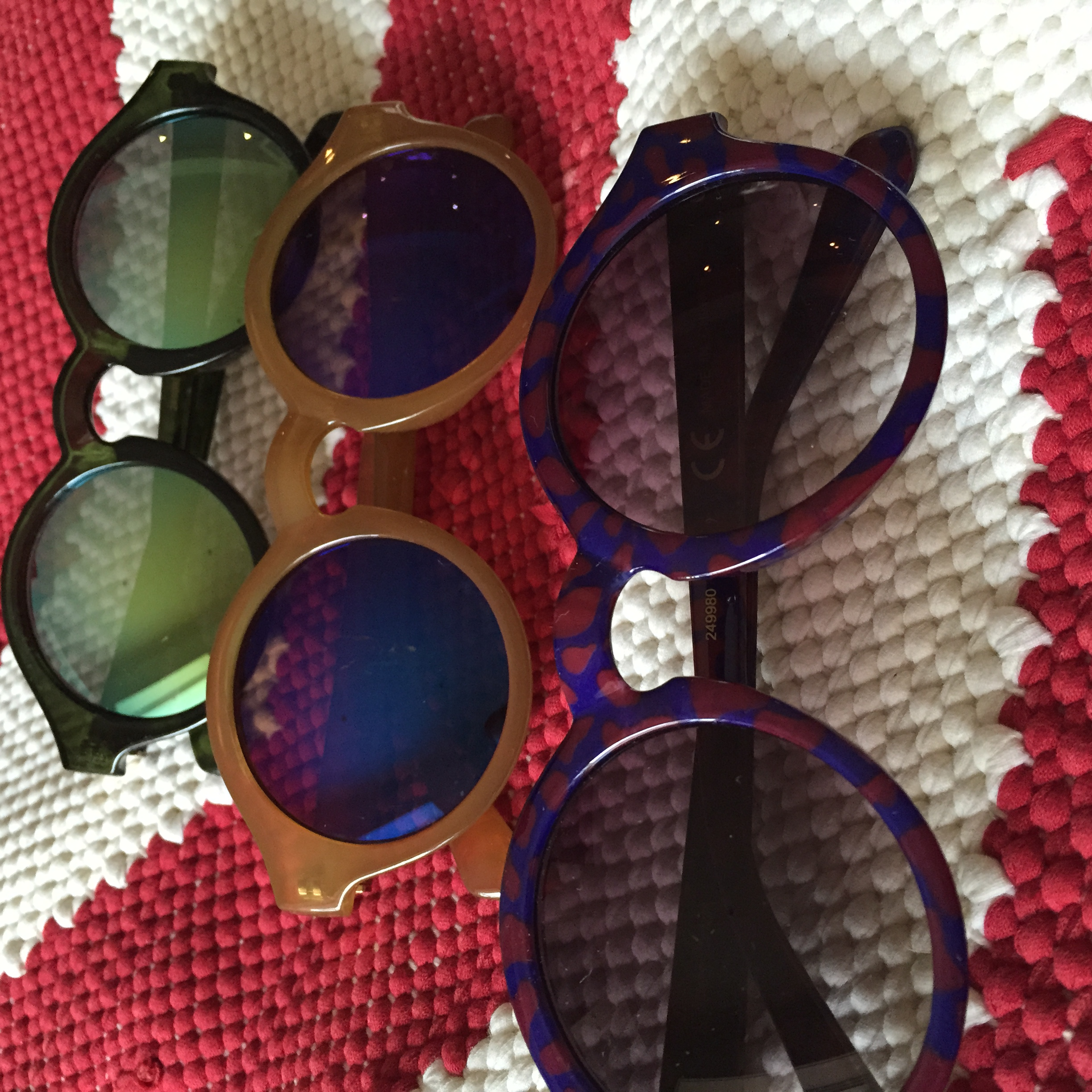 Some of my shades from & Other Stories  :)