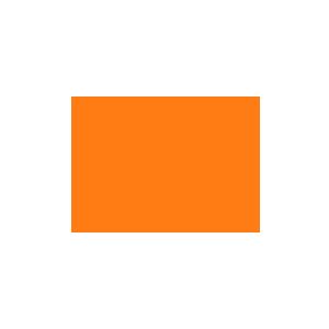 Ambr Eyewear logo orange