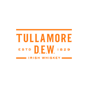 Tullamore DEW logo orange