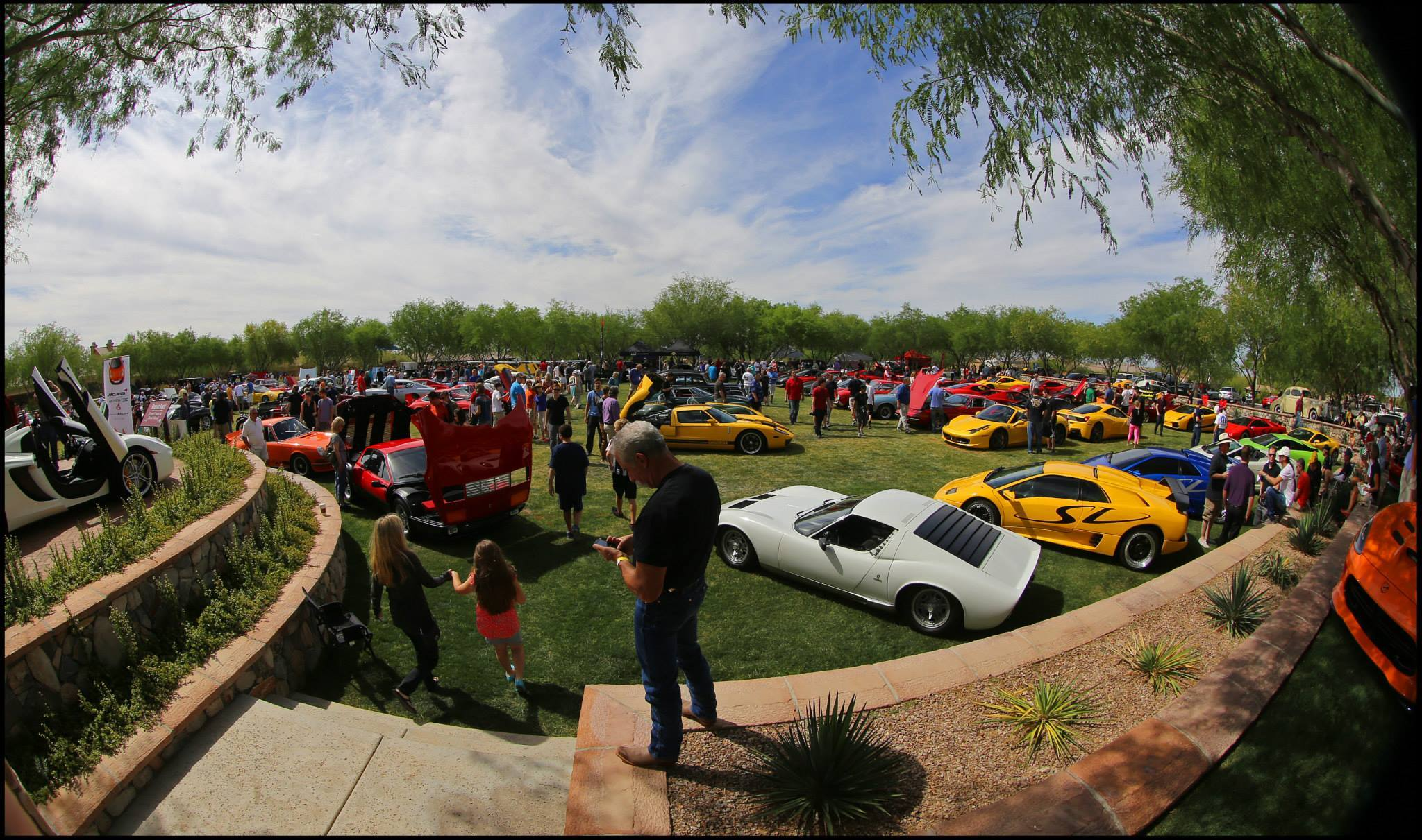 2014 Festival of Speed at Windgate Ranch