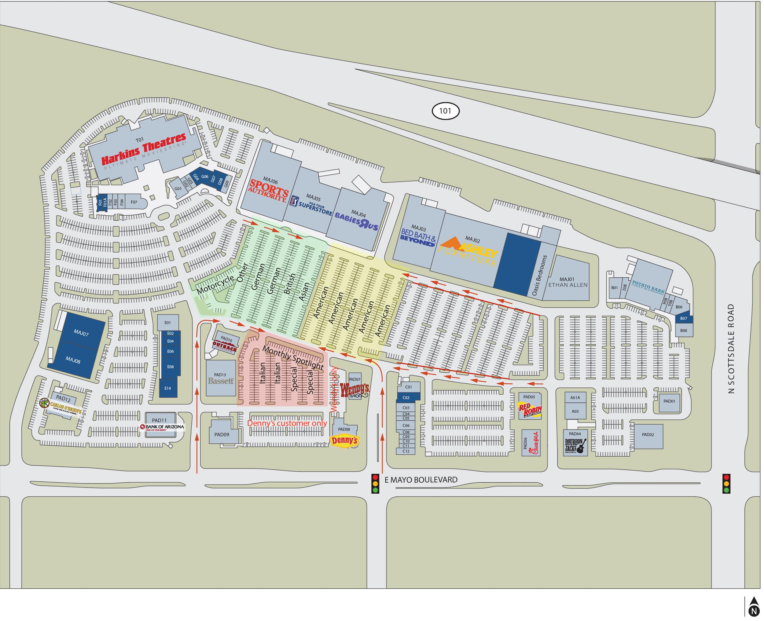 Scottsdale 101 new parking for April 2018 Plan.jpg