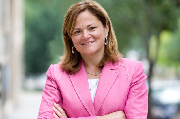 Melissa Mark Viverito    @MMViverito   Senior Advisor, Latino Victory Fund and former New York City Council Speaker