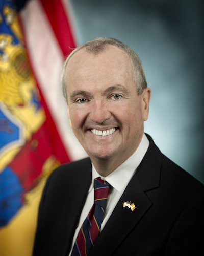Governor Phil Murphy    @GovMurphy   State of New Jersey
