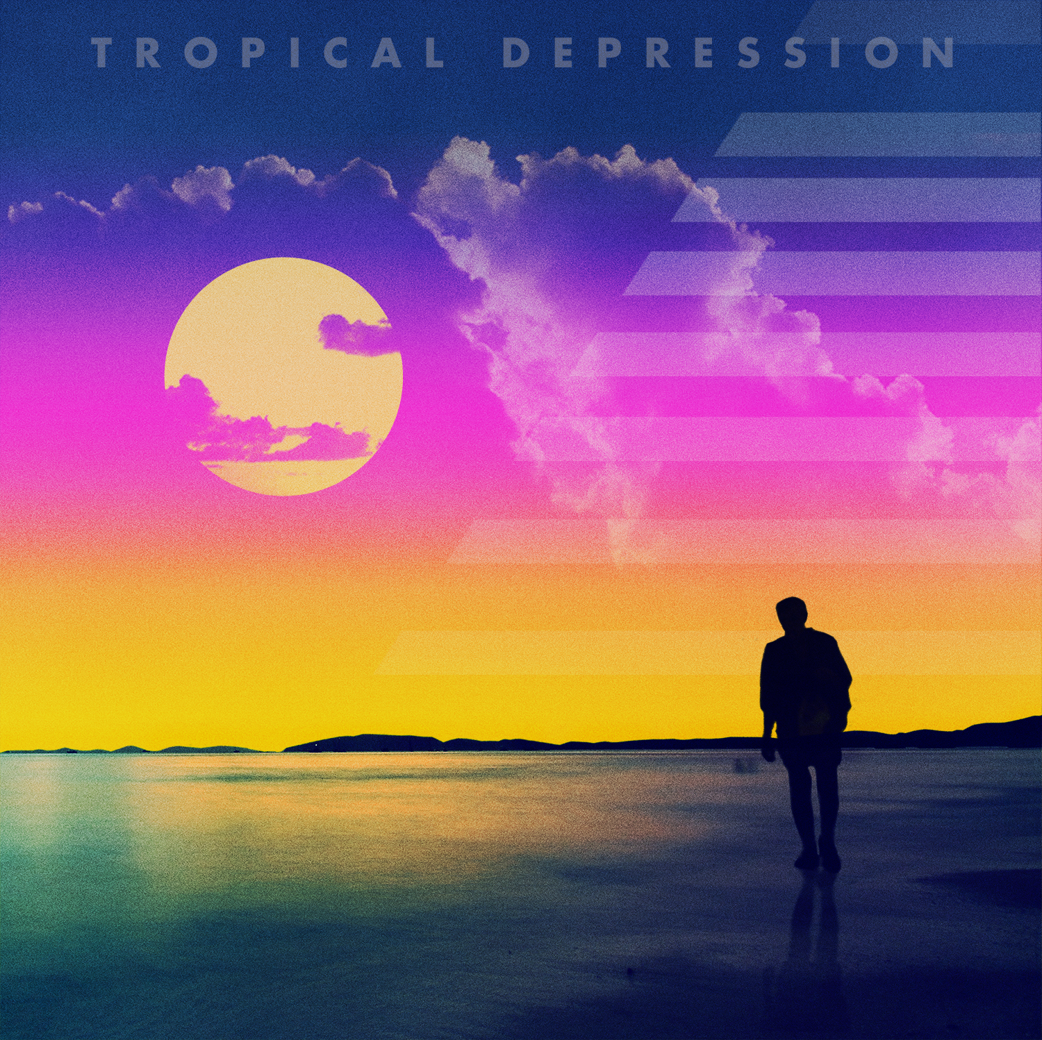 Tropical Depression's self-titled  debut .