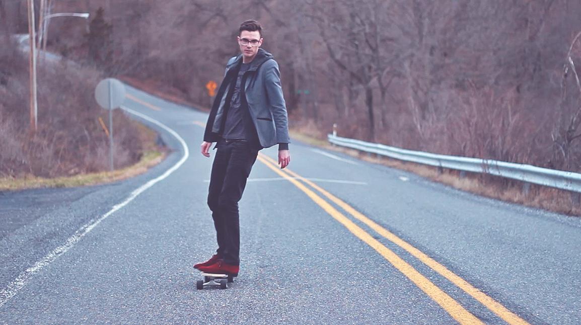 Chris Ruggiero skateboard