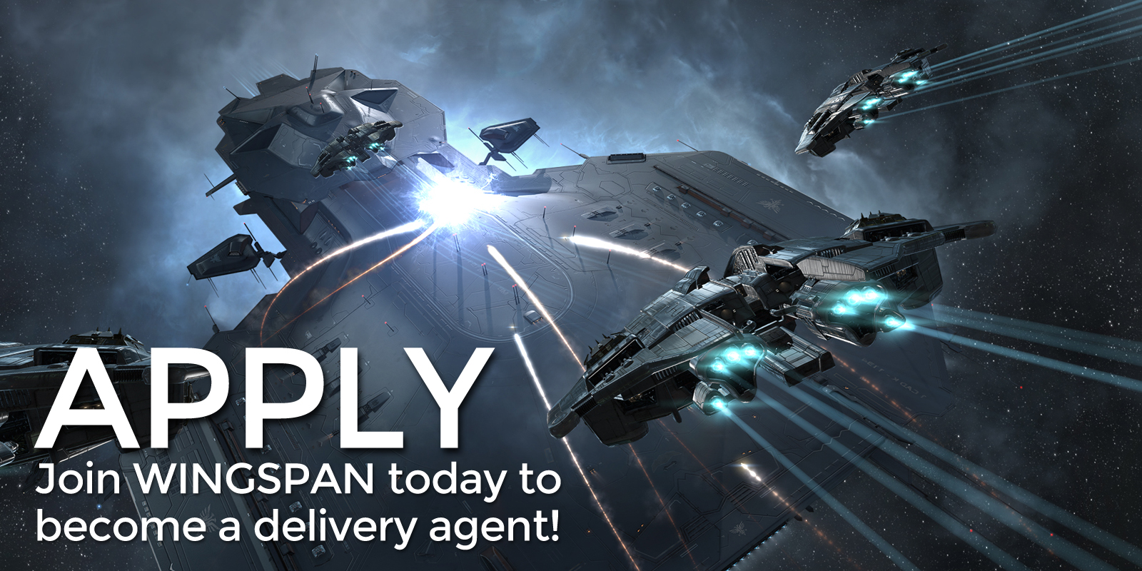 Join WINGSPAN — WINGSPAN Delivery Services - EVE Online