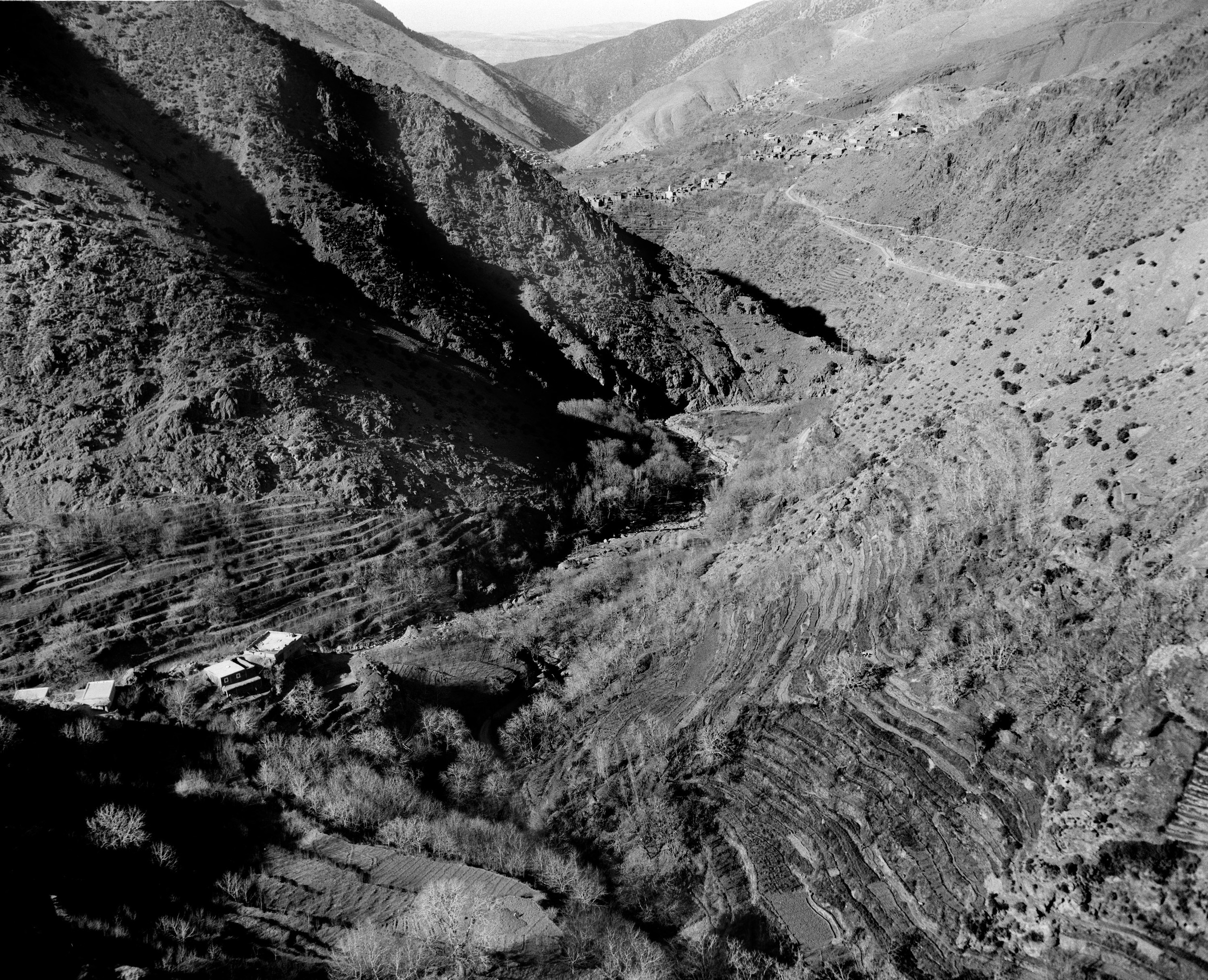 Lower Atlas Mountains