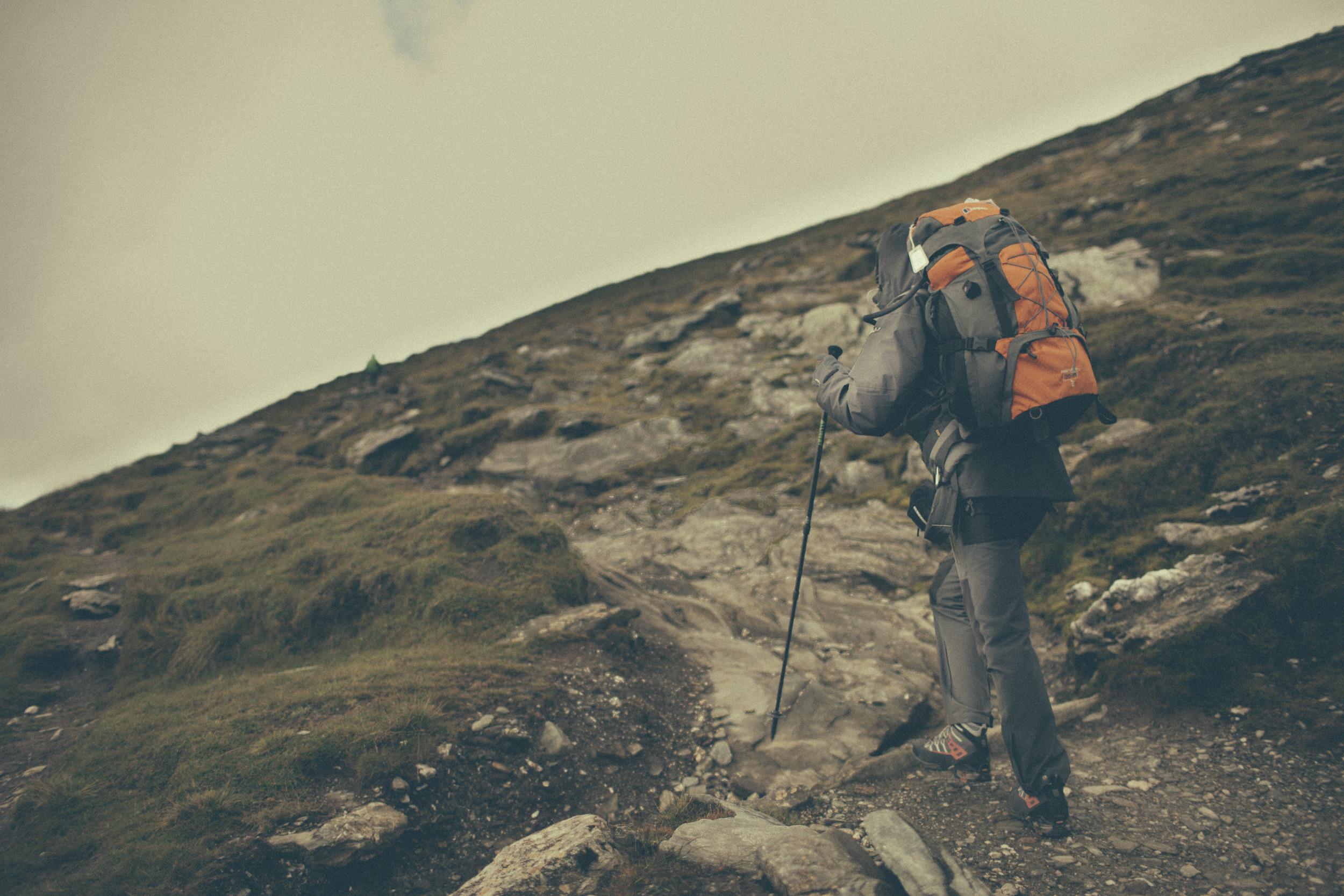 Ben Lomond Ascent