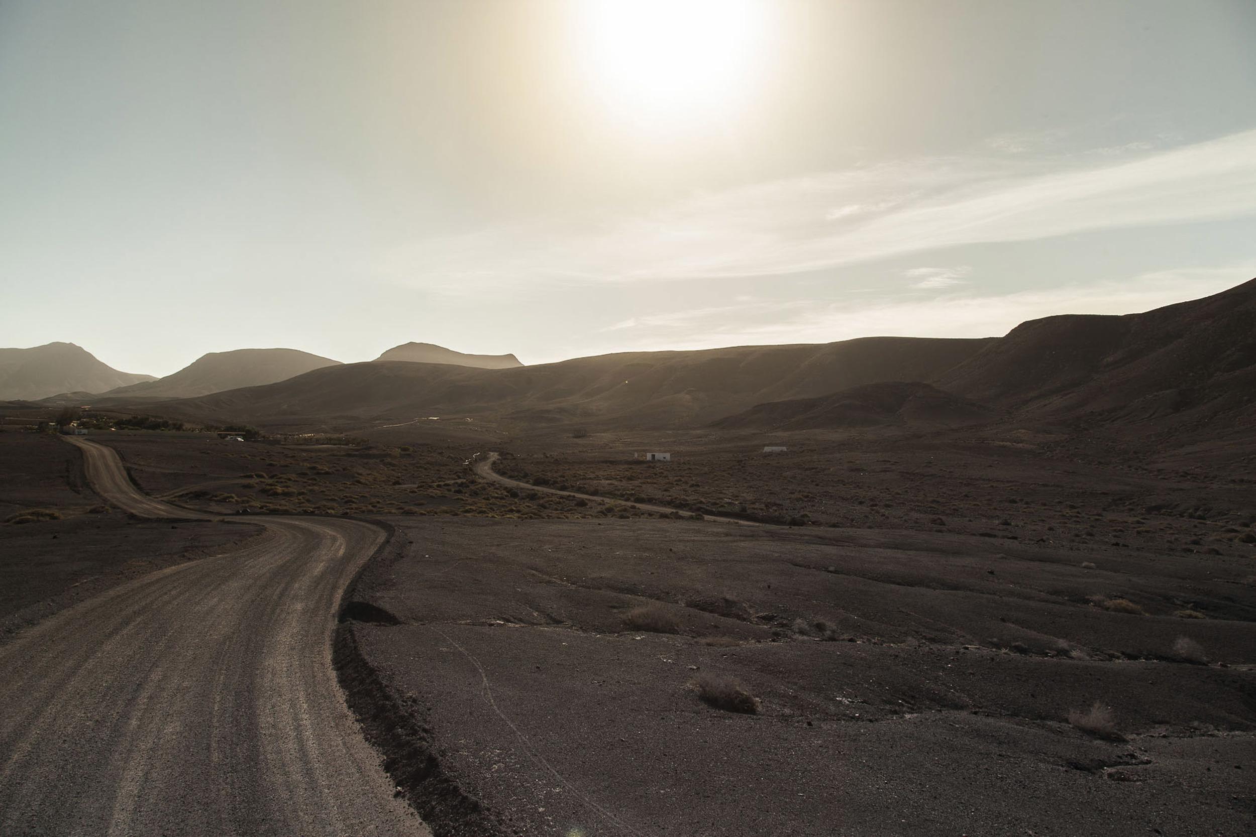 Fuerteventura Volcanos