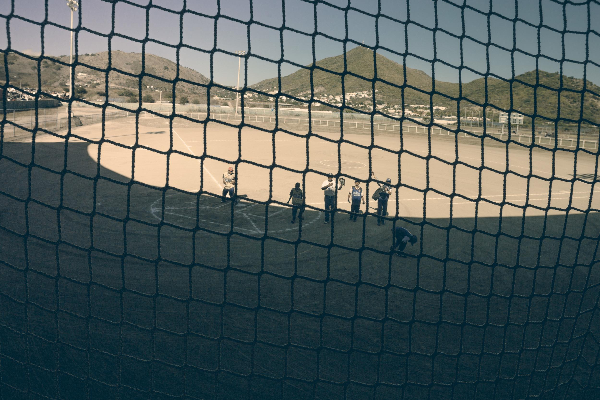 St Marten Softball Team 2