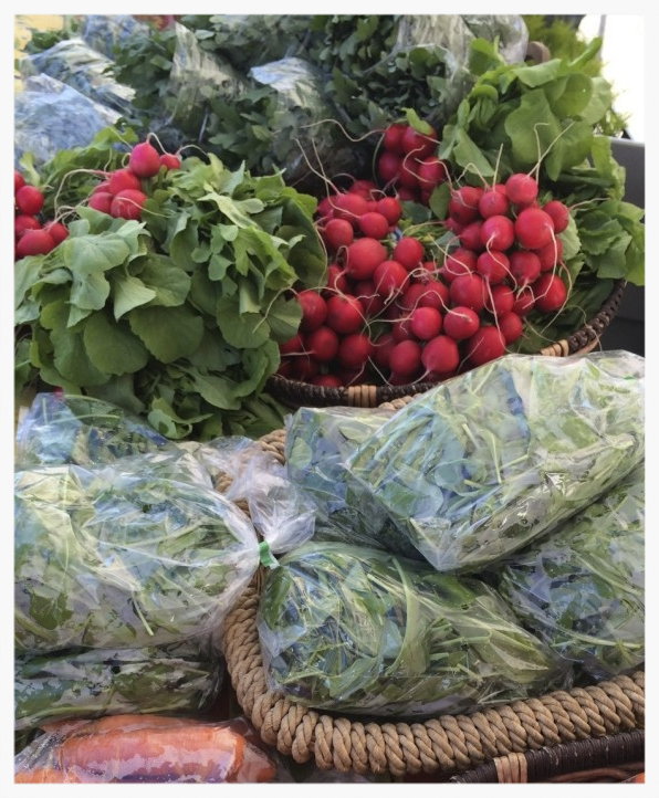 This photo was taken from the Main Farmers' Market website:  www.mainfarmersmarket.org