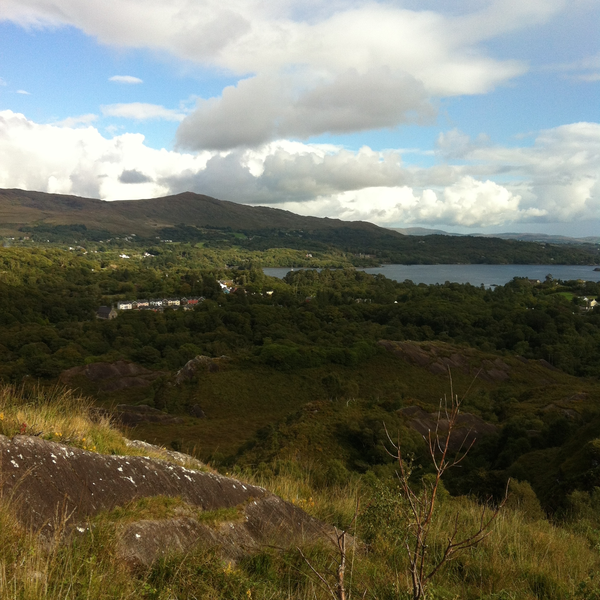 Another view of Glengarriff Harbour