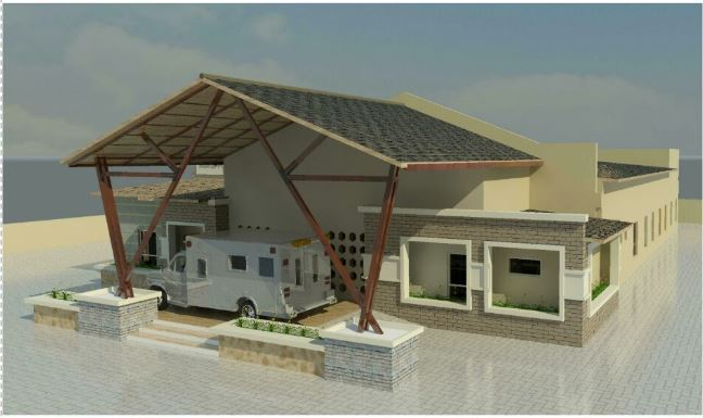 FaithCare International Medical facility