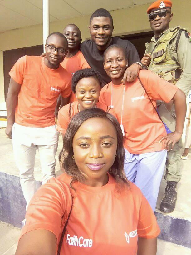 Nigeria Chapter members