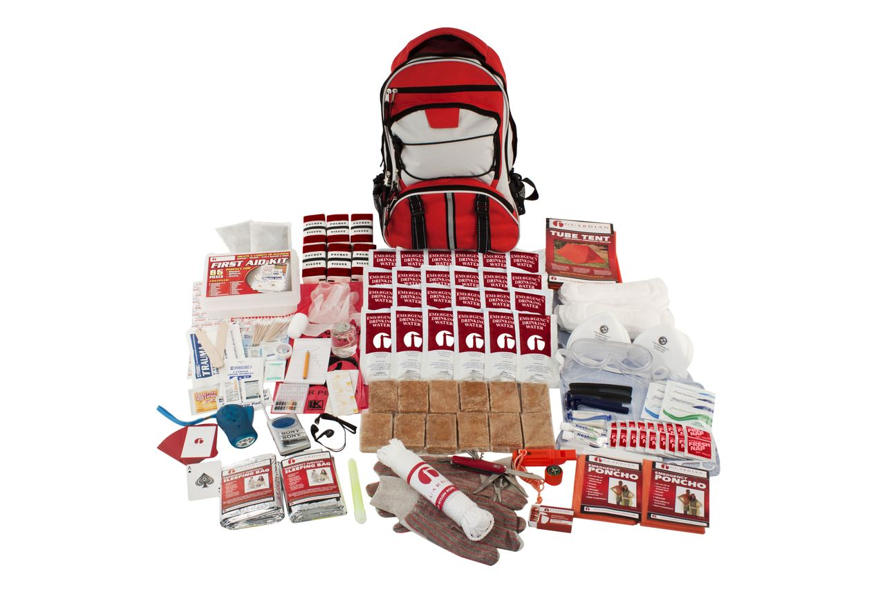 Our Two Person Elite Emergency Kit