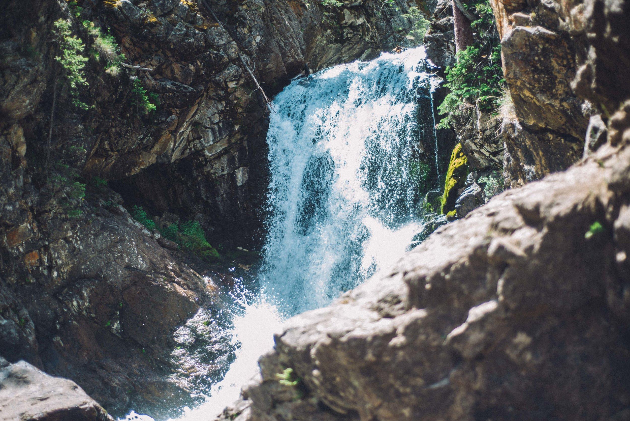 Brown's Creek Waterfalls