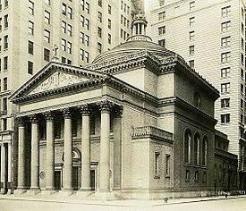 Madison Square  Presbyterian Church    (1906-1919)