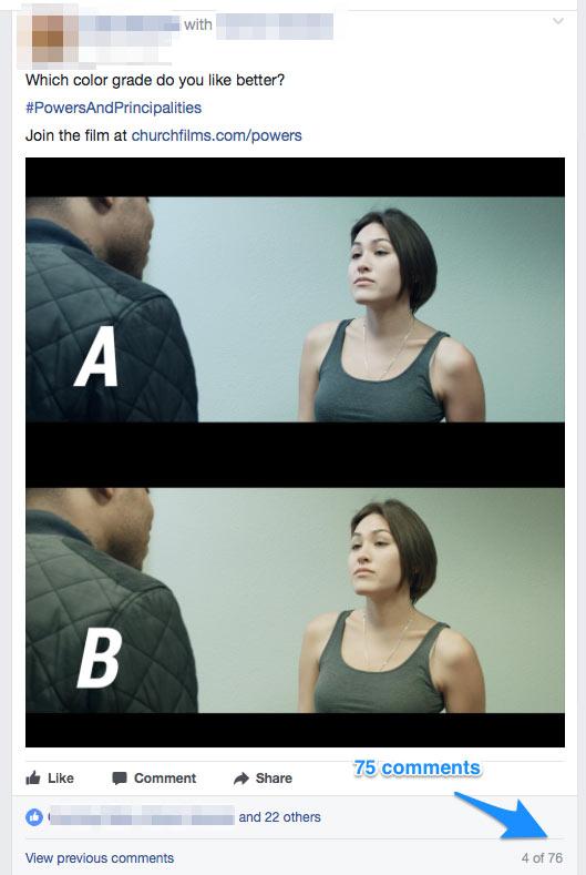 Microbudget-Film-split-test