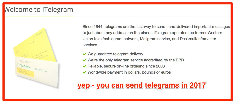 Microbudget-Film-telegrams