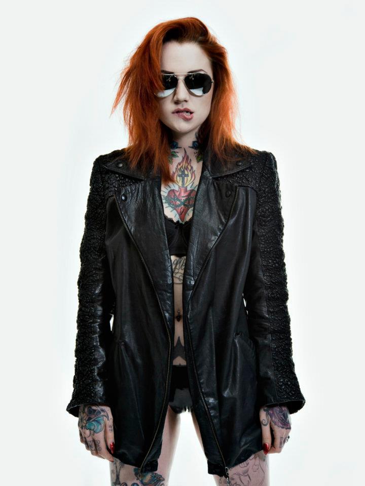 AW11 boyfriend biker jacket
