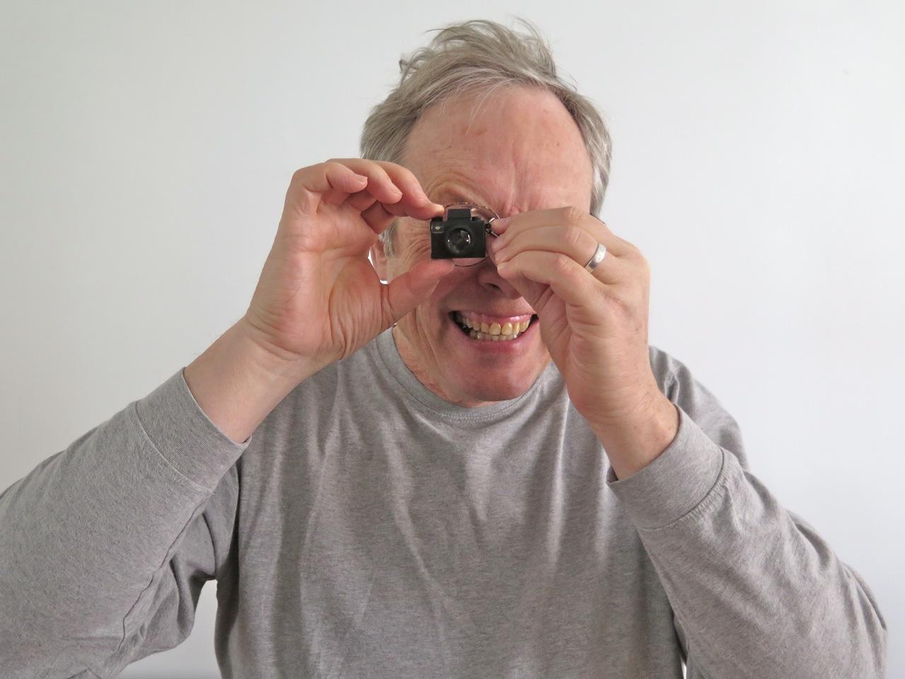 IMG_0500 Mike Hazard tiny camera smile_photo by Tressa Sularz.jpg
