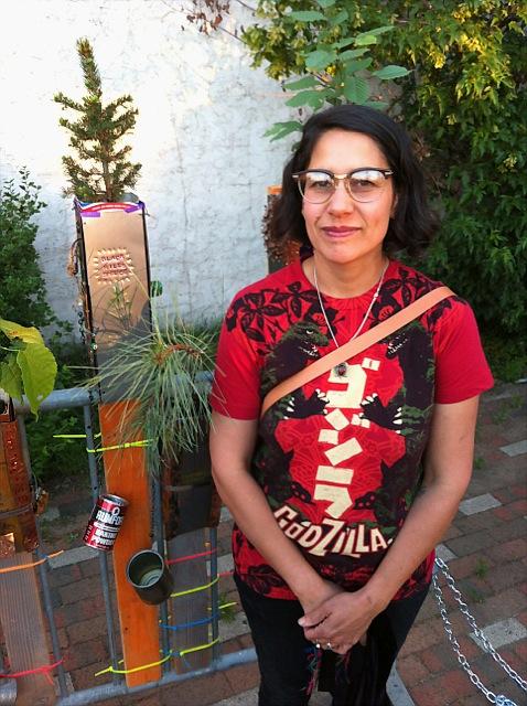 Visual Artist Gita Ghei