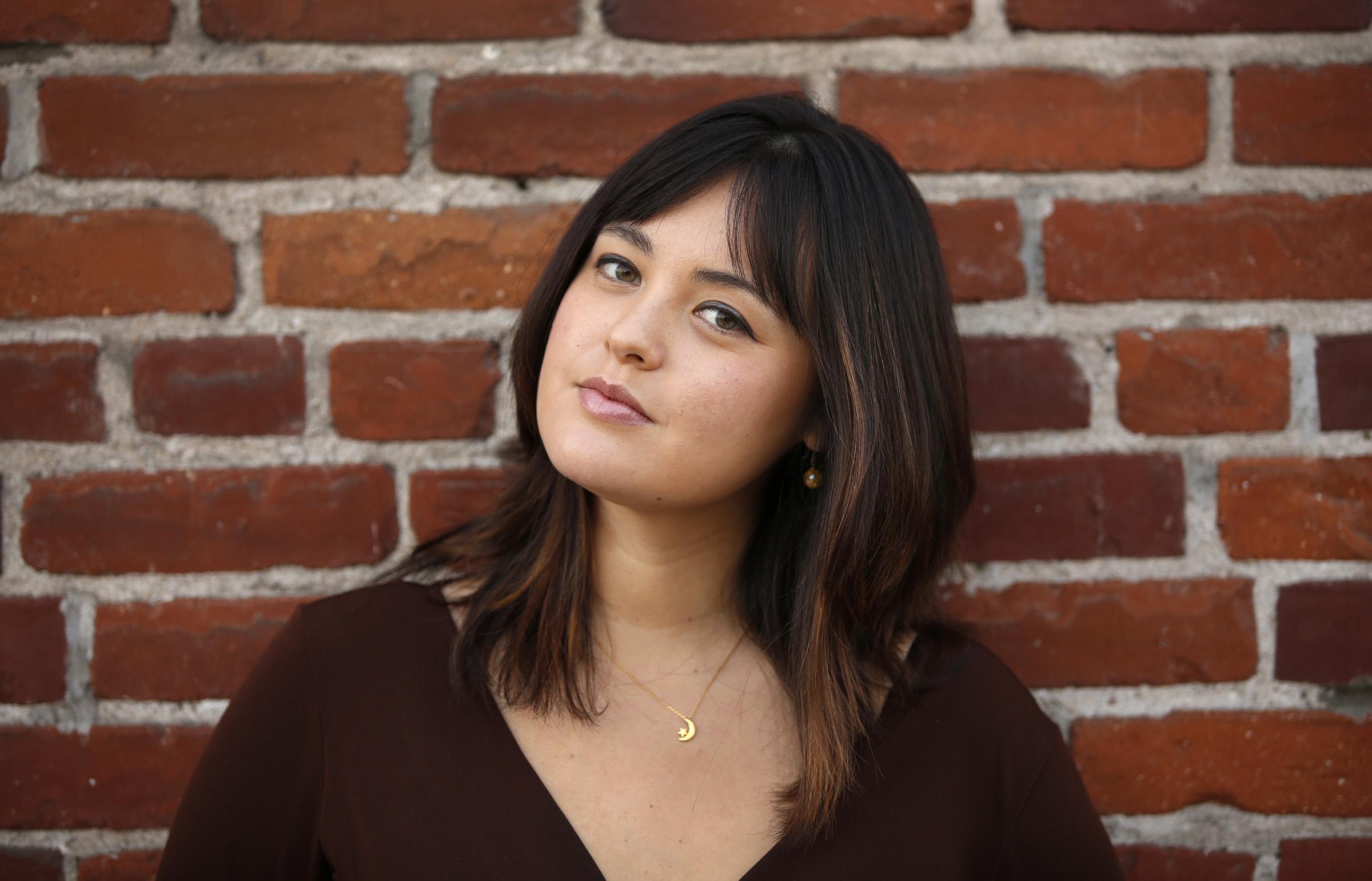 Playwright Leah Nanako