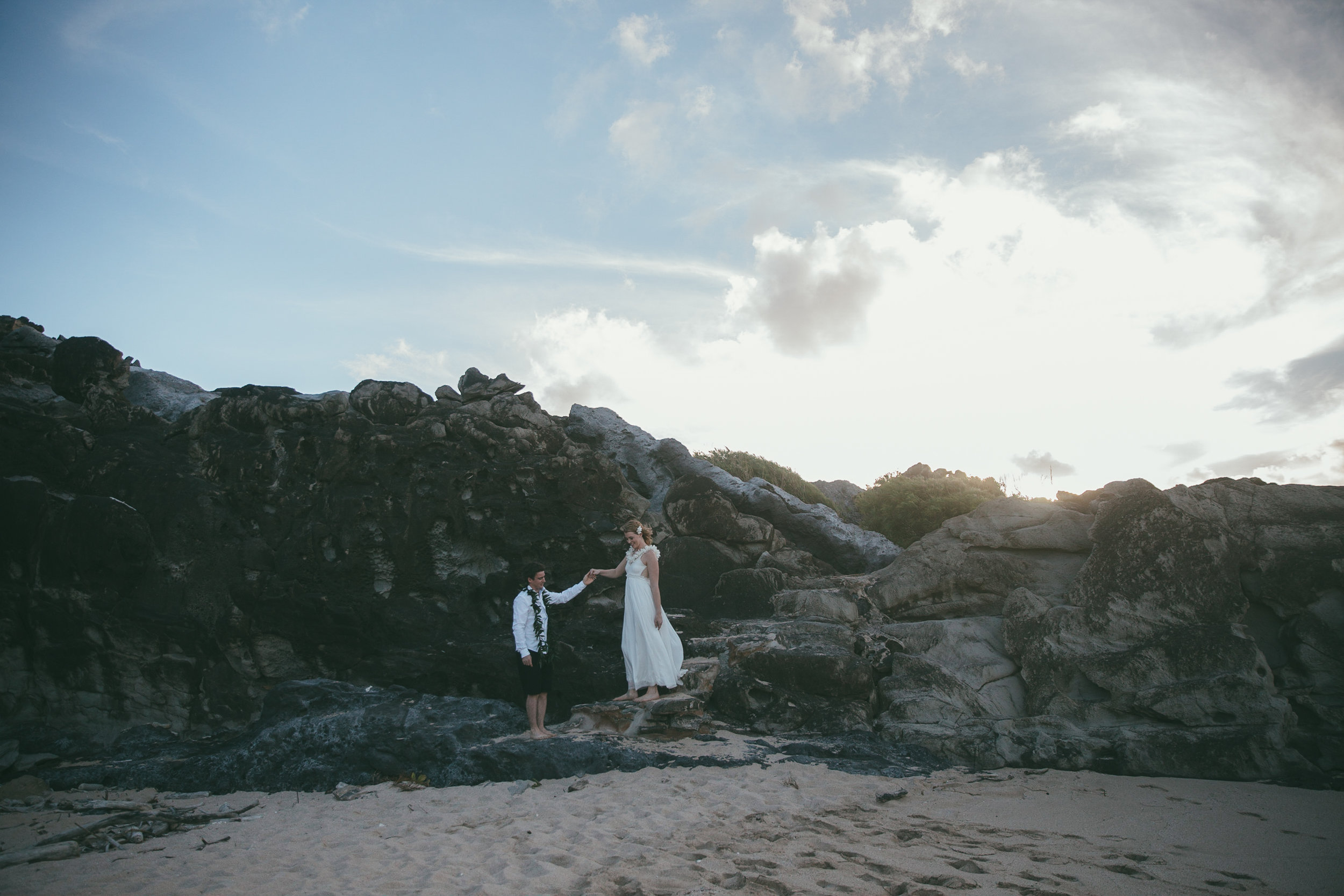 Michelle and    Elopement