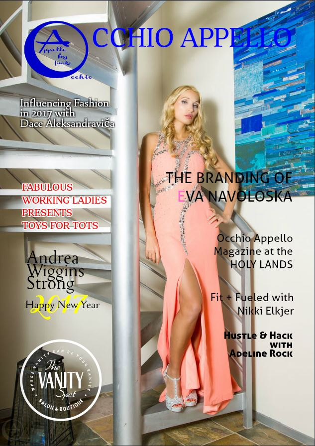 Ochhio Appello in January 2017 Cover .JPG