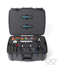 2.Learn how to use the vision toolbox containing instruments, frames and lenses