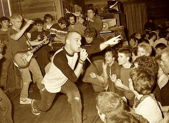 Ian Mackaye communicates his mission, vision and values