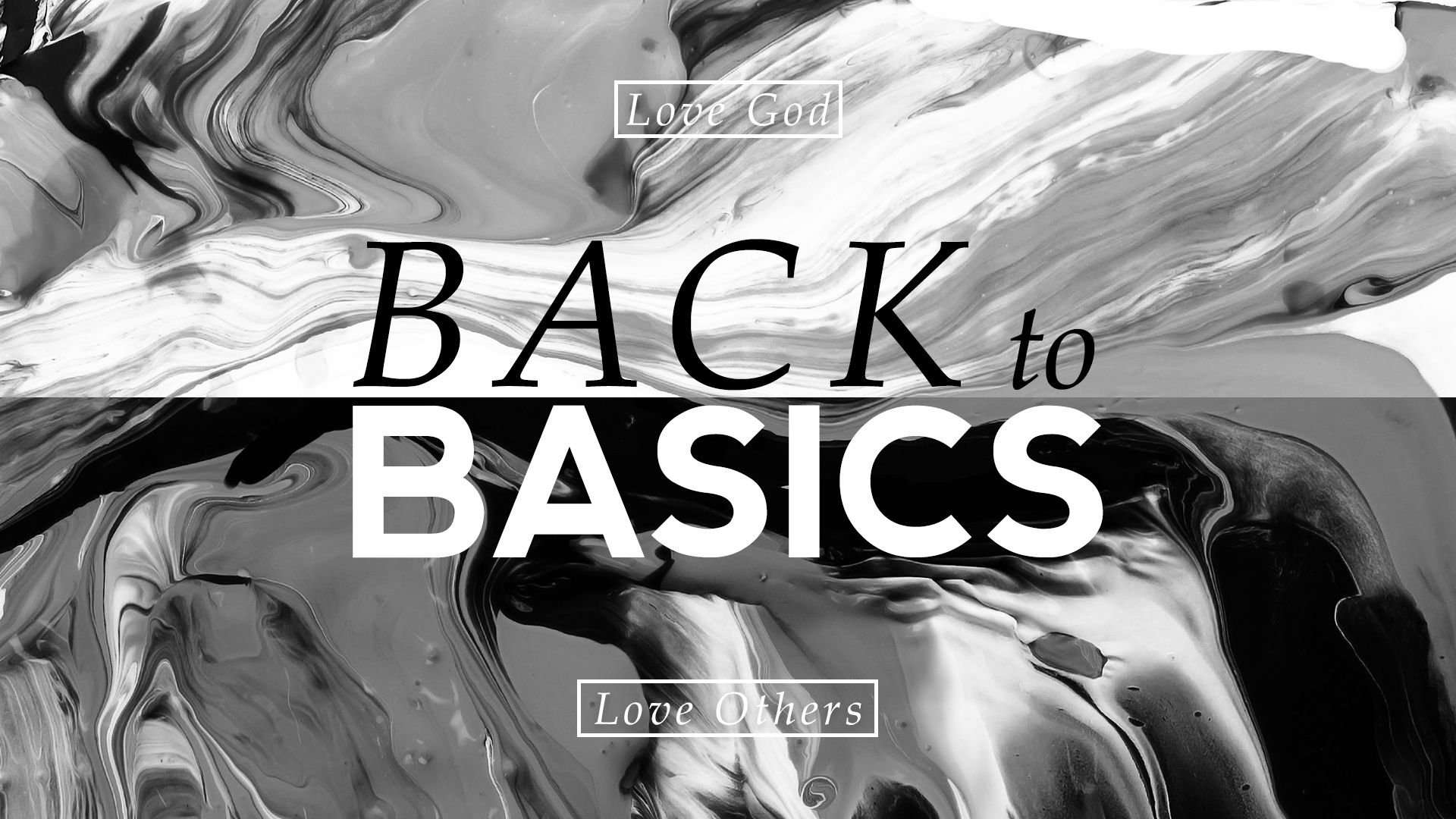 Back to Basics (2016)