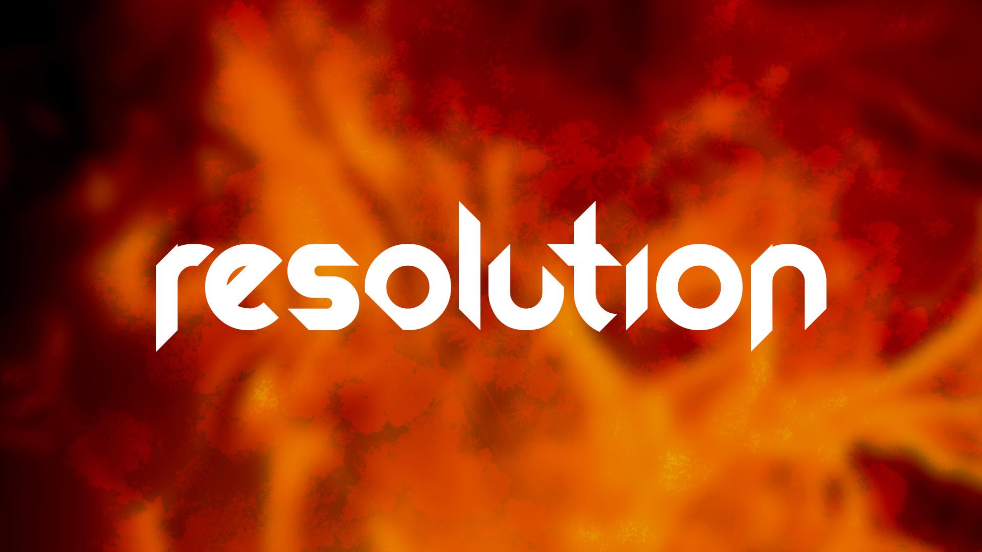 Resolution (2015)