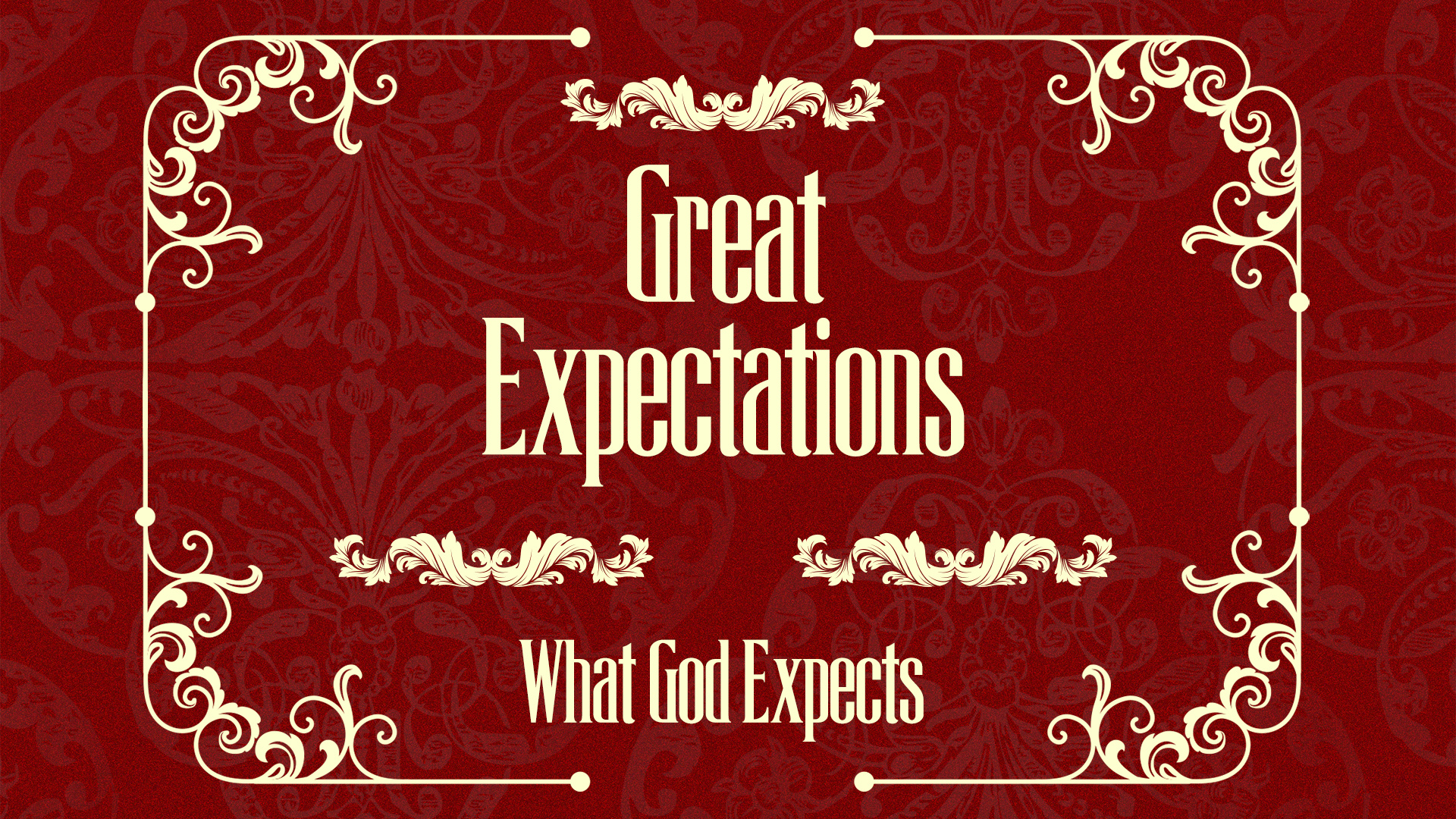 Great Expectations (2014)