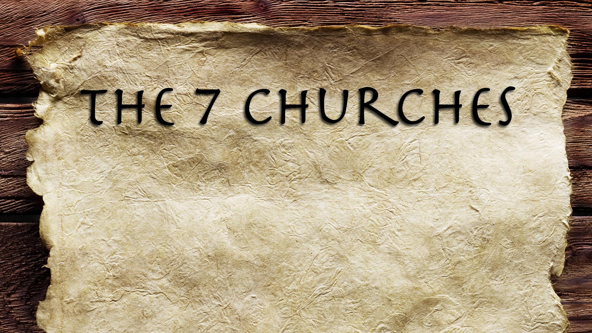The 7 Churches (2014)
