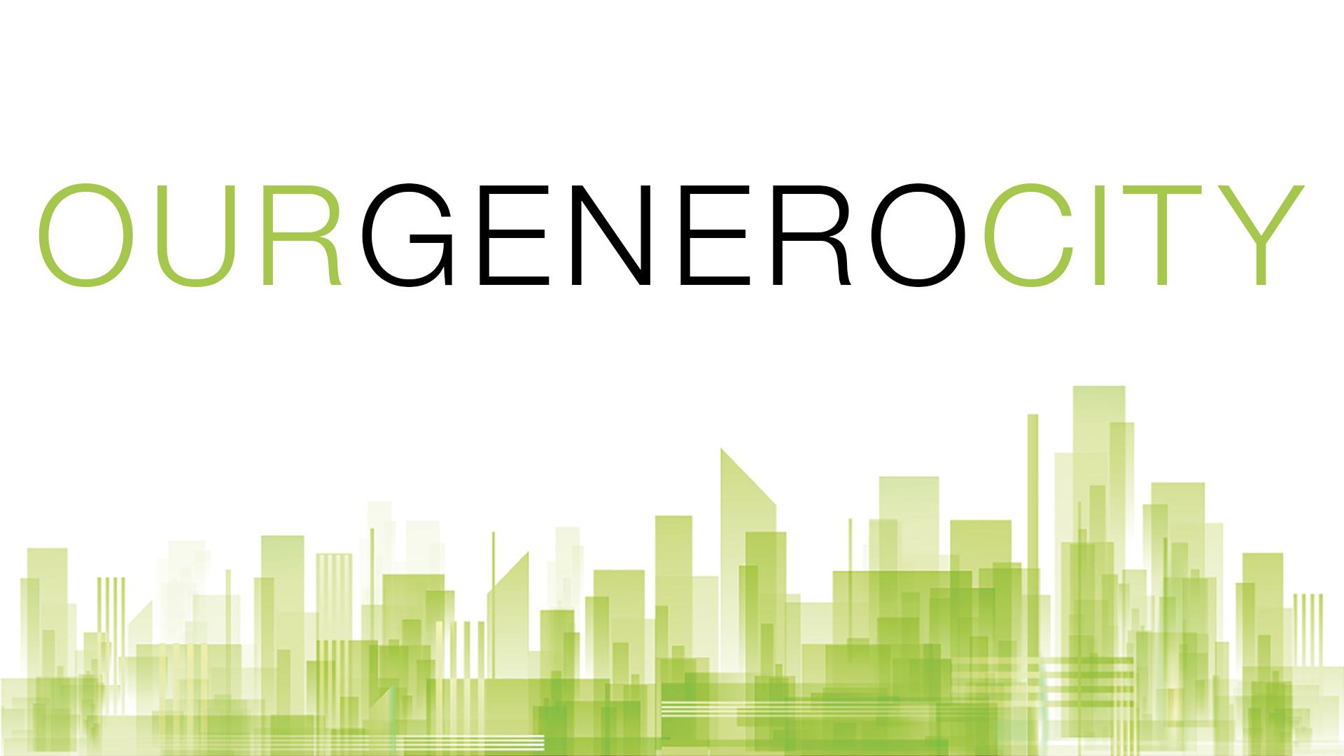 Our GeneroCITY (2013)