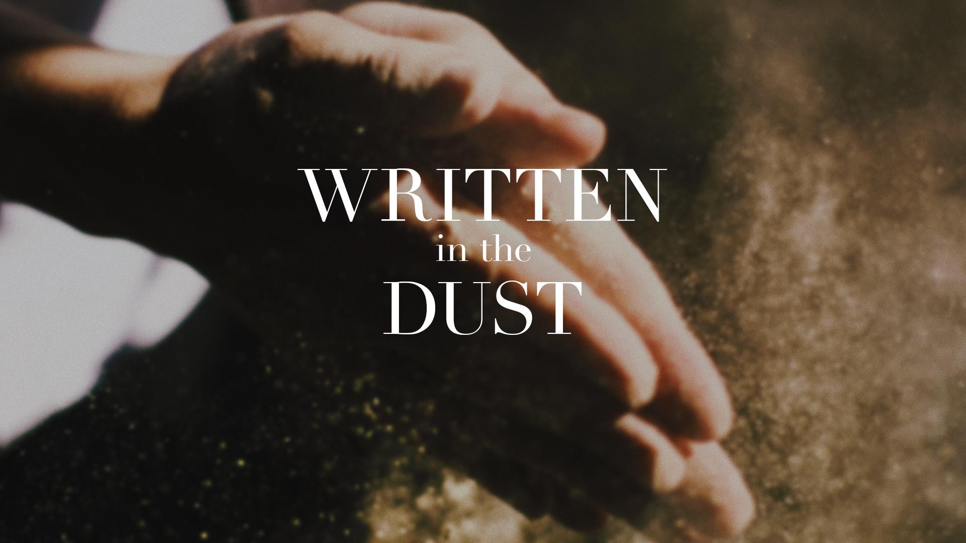 Written in the Dust (2018)