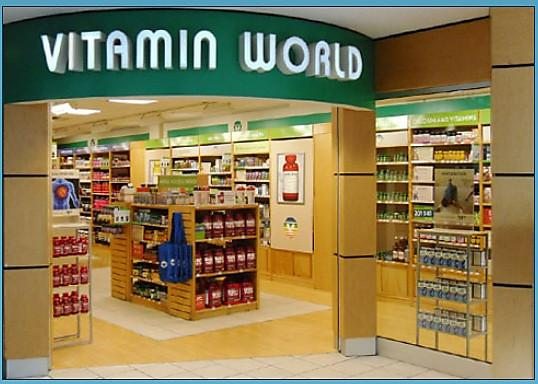Vitamin World-Ft Worth