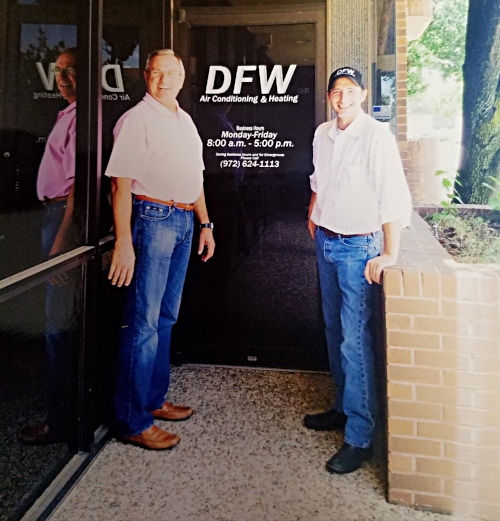 """""""DFW Air Conditioning & Heating is committed to properly maintaining your equipment as the manufacturer recommended. We pride ourselves in quality workmanship, honesty and integrity. At DFW Air Conditioning & Heating we strive to not only meet your expectations but to exceed them."""""""