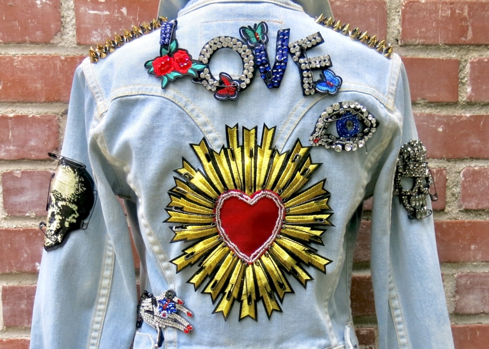 THE LOVE JACKET