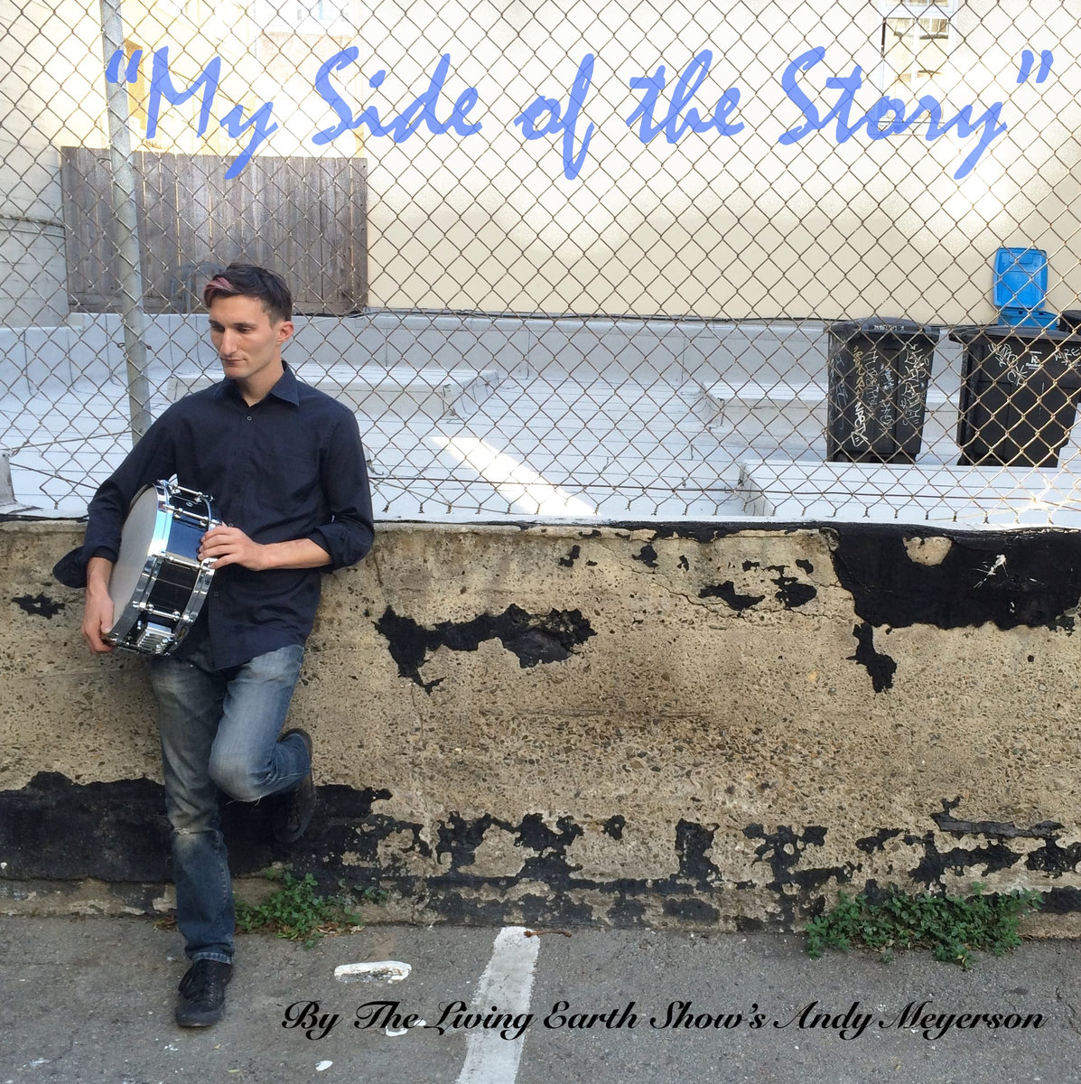 Andy Meyerson - My Side of the Story slashound Records (2016) composer,  Sherlock Horse: Disintegration Machine