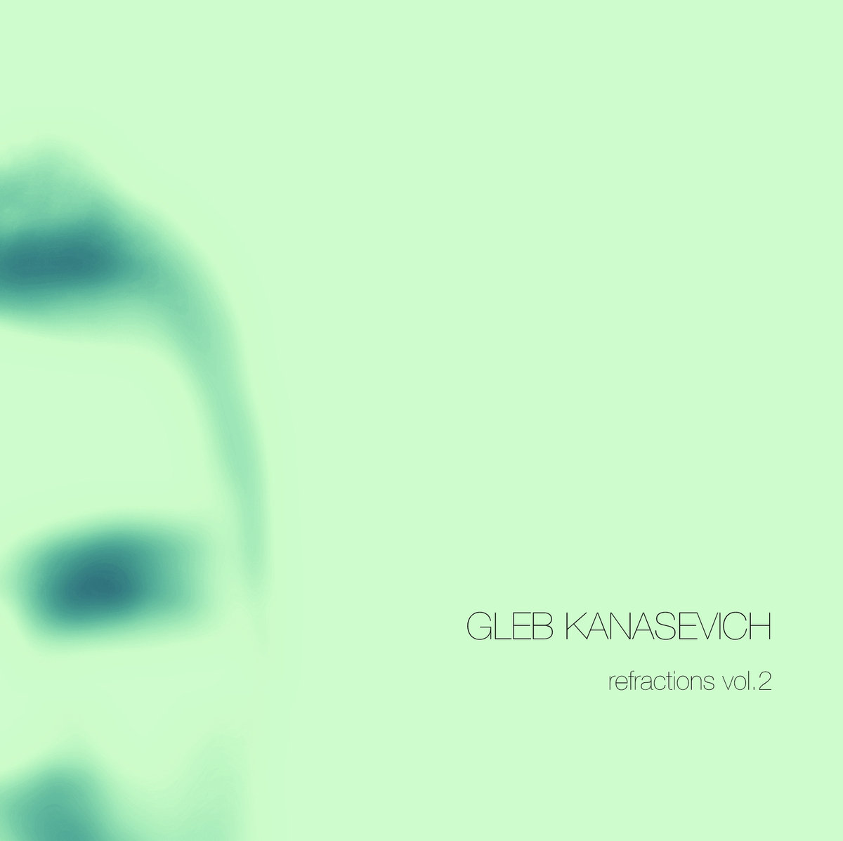 Gleb Kanasevich - refractions vol.2 self-released (2014) composer,  Nausea
